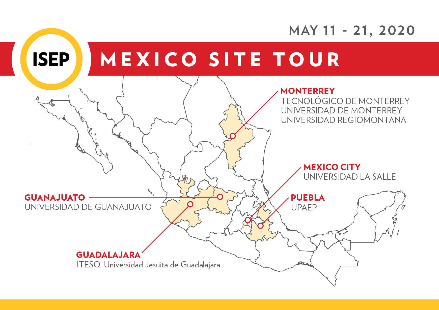 Mexico Site Tour Isep Study Abroad Personal Statement
