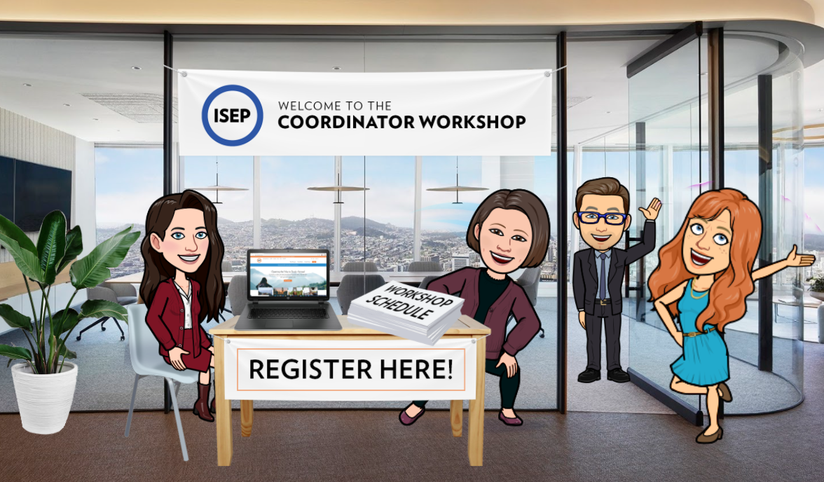Isep Coordinator Workshop 2020 Study Abroad Personal Statement
